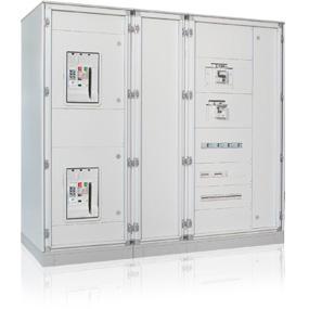 Armoire de distribution sortie transformateur HT/BT