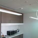 luminaire fibre optique